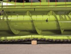 Der Messerbalken passt sich je nach Hersteller unterschiedlich stark dem Boden an. Foto: Werksfoto CLAAS