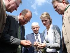 Beratung zum Sojaanbau durch das Soja-Netzwerk